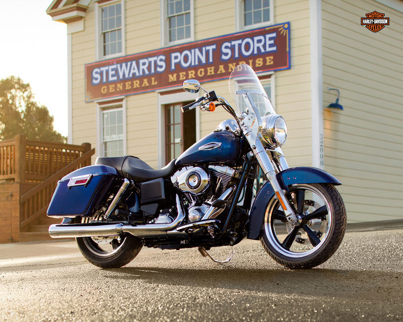 2013 Harley-Davidson FLD Dyna Switchback - USA High Resolution Exterior Wallpaper quality - image 502039