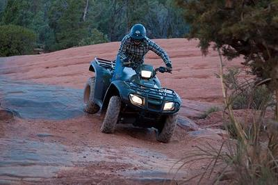 2013 Honda FourTrax Foreman Rubicon