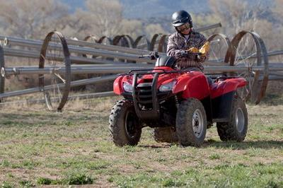 2013 Honda FourTrax Rancher
