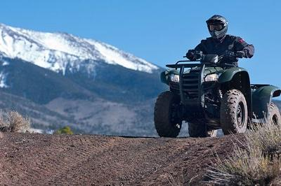 2013 Honda FourTrax Rancher AT Exterior - image 503630