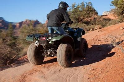 2013 Honda FourTrax Rancher AT Exterior - image 503632