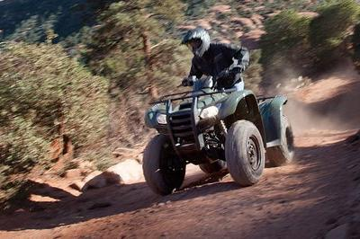 2013 Honda FourTrax Rancher AT Exterior - image 503633