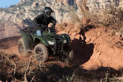 2013 Honda FourTrax Rancher AT Exterior - image 503635