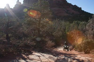 2013 Honda FourTrax Rancher AT Exterior - image 503636