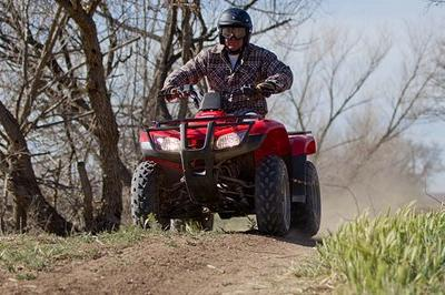 2013 Honda FourTrax Recon