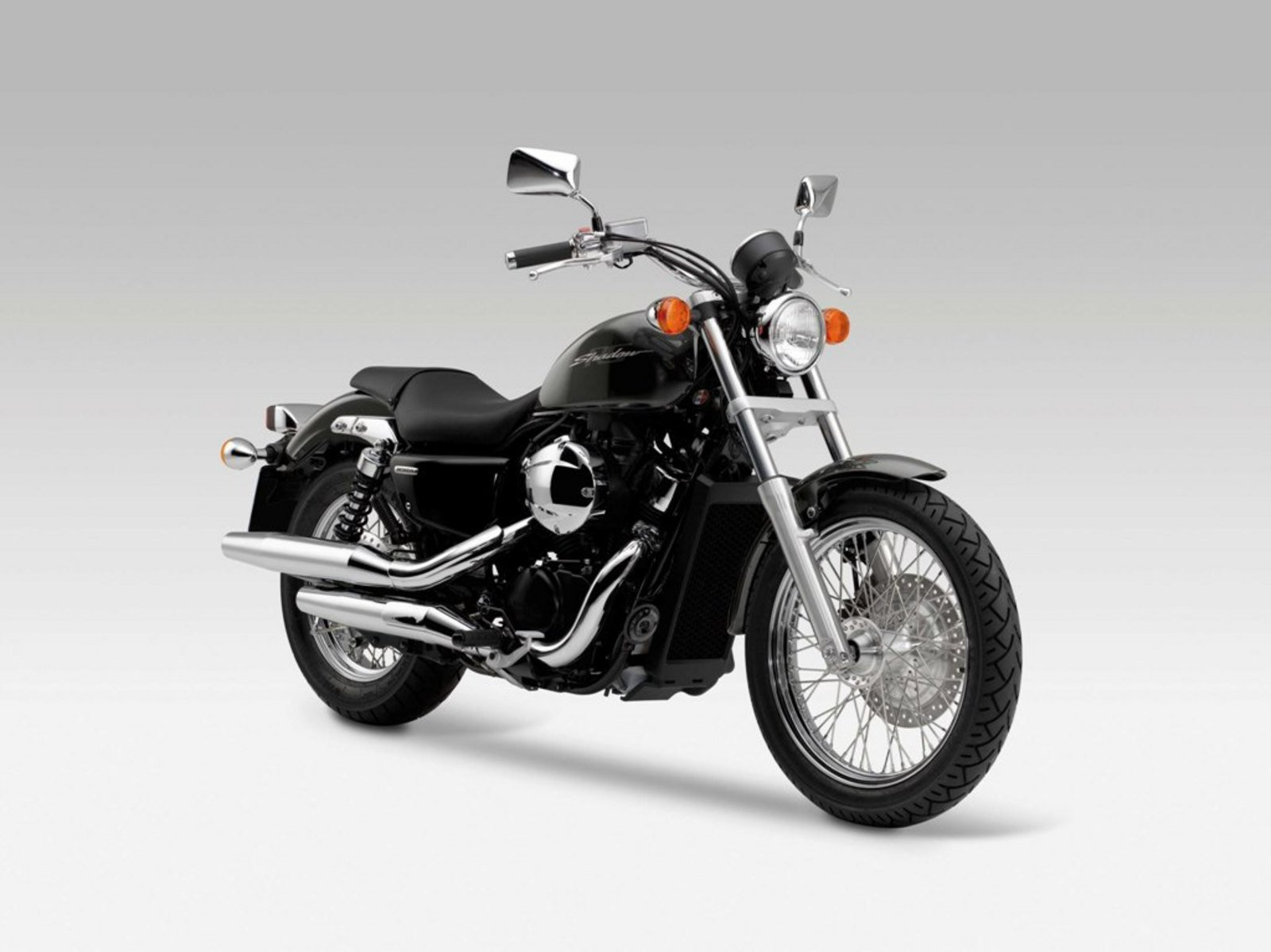 Honda Shadow News And Reviews Top Speed 1996 Motorcycle 2013 Rs