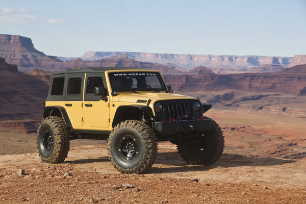 jeep wrangler sand trooper ii picture