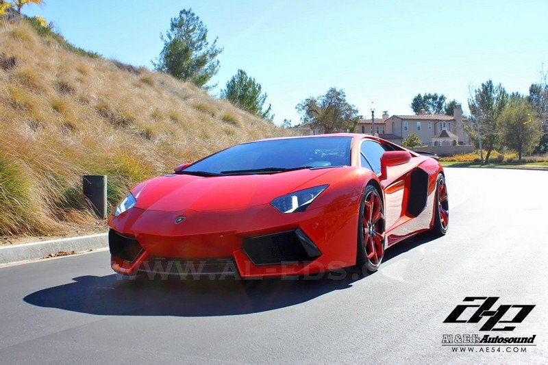 Lamborghini Aventador News And Reviews | Top Speed. »