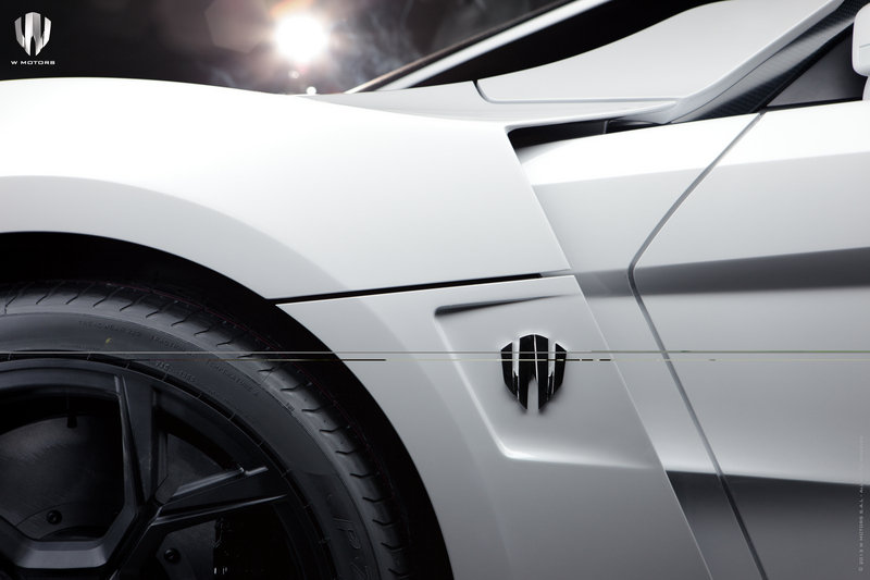 2013 W Motors Lykan Hypersport Emblems and Logo Exterior - image 500574