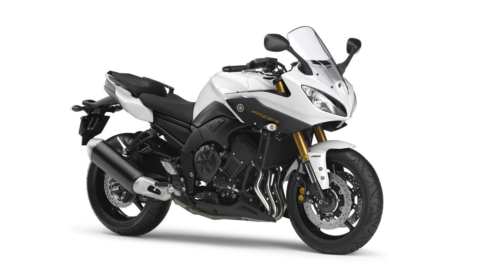 3 Wheel Motorcycle >> 2013 Yamaha Fazer8 ABS Review - Top Speed