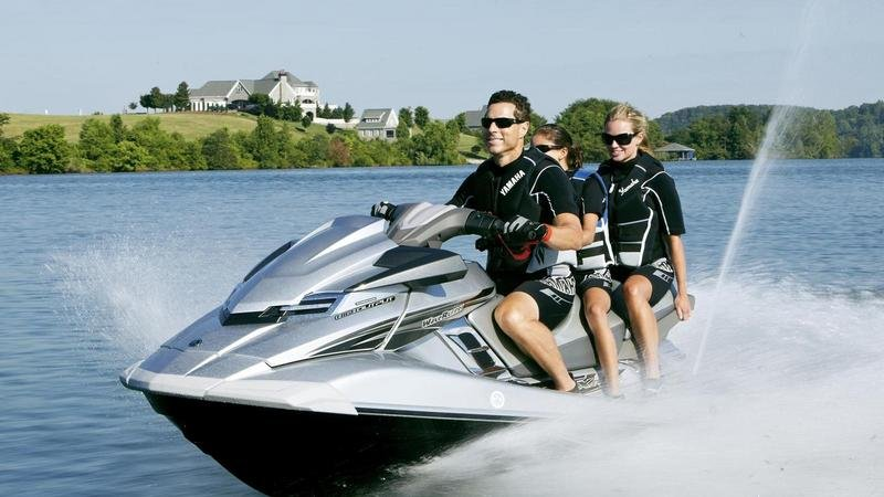 2013 Yamaha FX Cruiser High Output | Top Speed