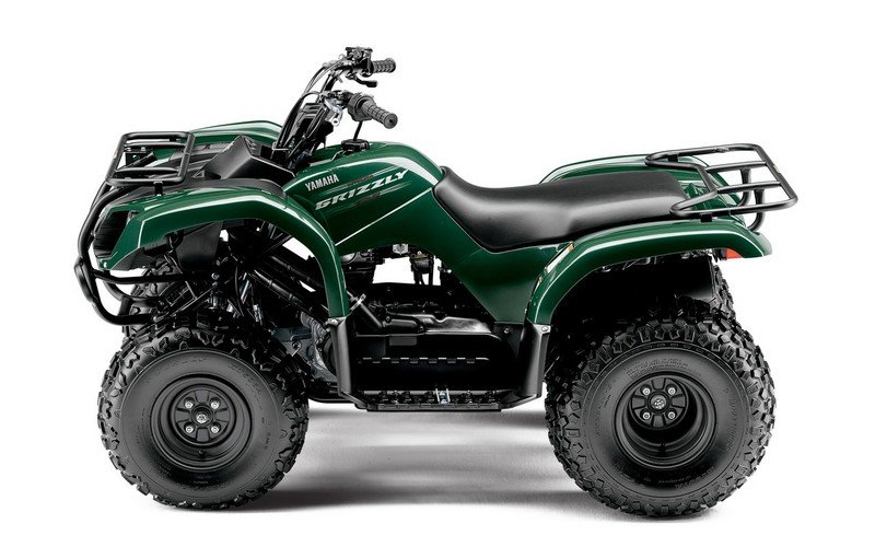 2013 Yamaha Grizzly 125 Automatic High Resolution Exterior - image 501421