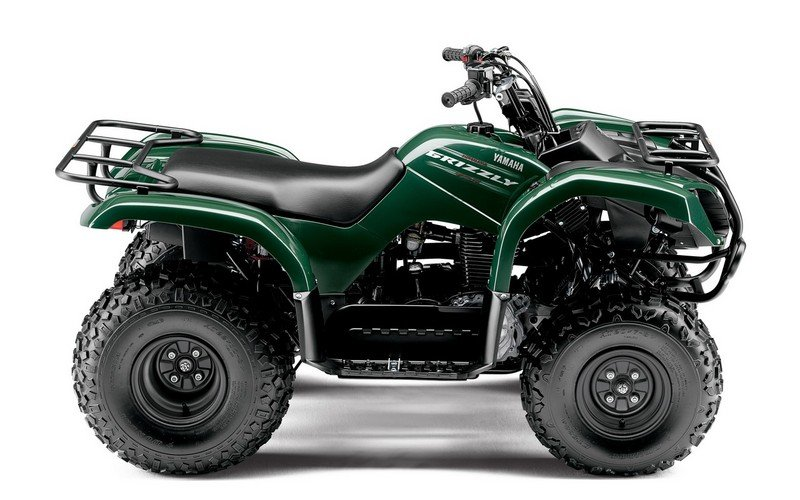 2013 yamaha grizzly 125 automatic review top speed for Yamaha grizzly 800