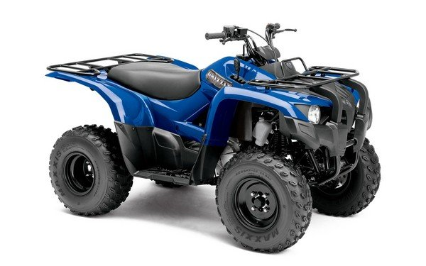 22 Inch Tires >> 2013 Yamaha Grizzly 300 Automatic Review - Top Speed