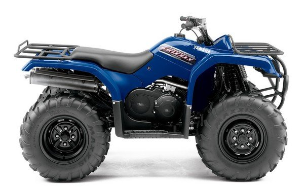 2013 yamaha grizzly 350 auto 4x4 motorcycle review top for Yamaha 350 grizzly