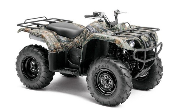 yamaha grizzly 350 auto 4x4 picture