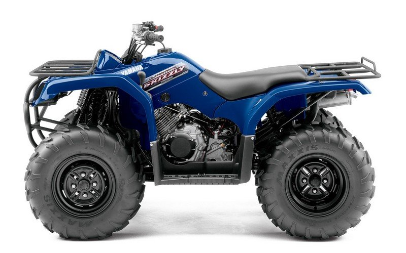 2013 yamaha grizzly 350 auto 4x4 review top speed for Yamaha grizzly 800