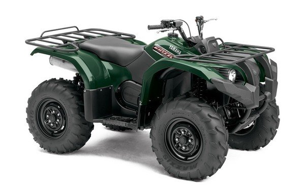 yamaha grizzly 450 auto 4x4 picture