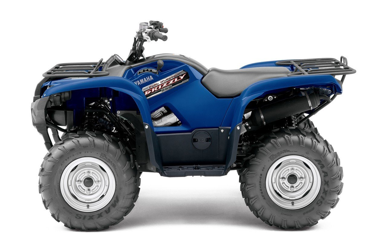 2013 yamaha grizzly 550 fi auto 4x4 picture 501405 for Yamaha grizzly 4x4