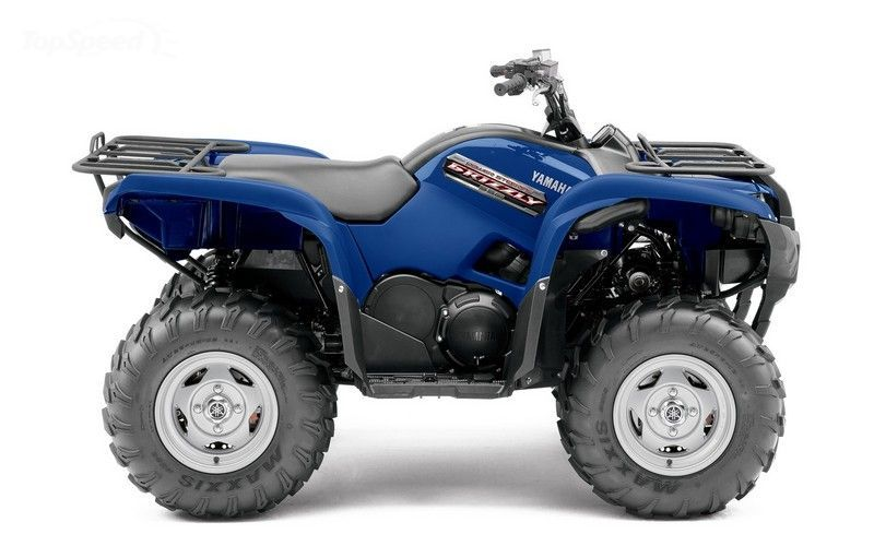 2013 yamaha grizzly 550 fi auto 4x4 eps review top speed for Yamaha grizzly 800