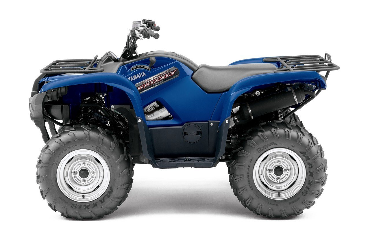 2013 yamaha grizzly 700 fi auto 4x4 picture 501368 for Yamaha 700 motorcycle