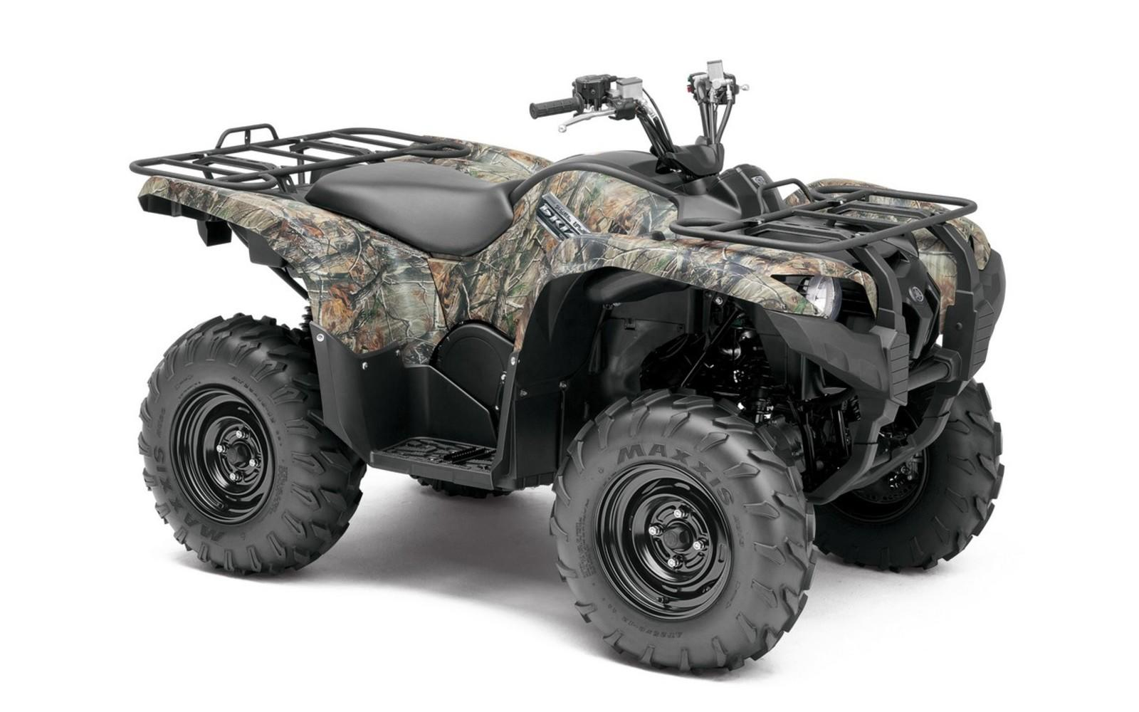 2013 Yamaha Grizzly 700 Fi Auto 4x4 Review Top Speed