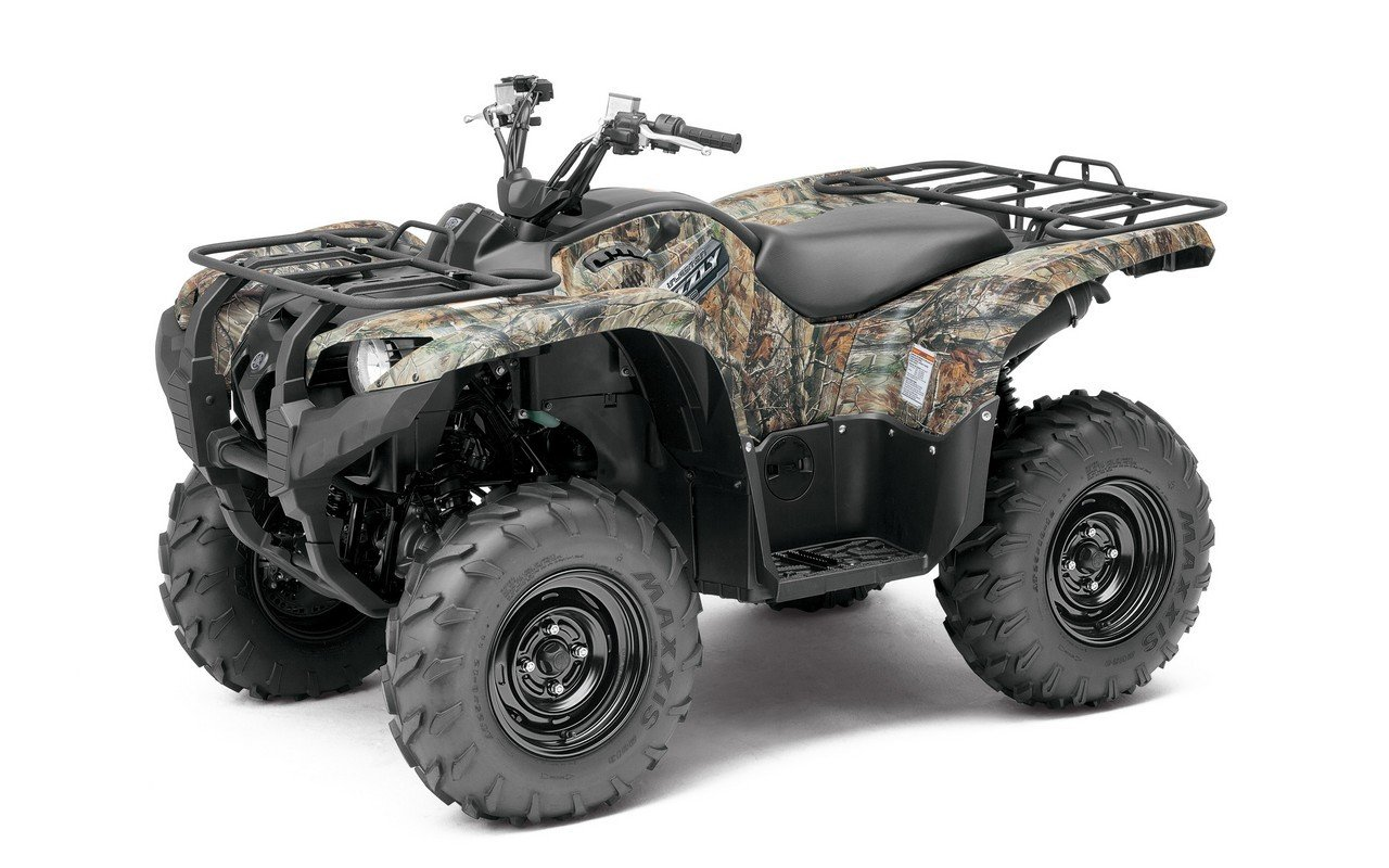 2013 yamaha grizzly 700 fi auto 4x4 picture 501373 for Yamaha grizzly 4x4