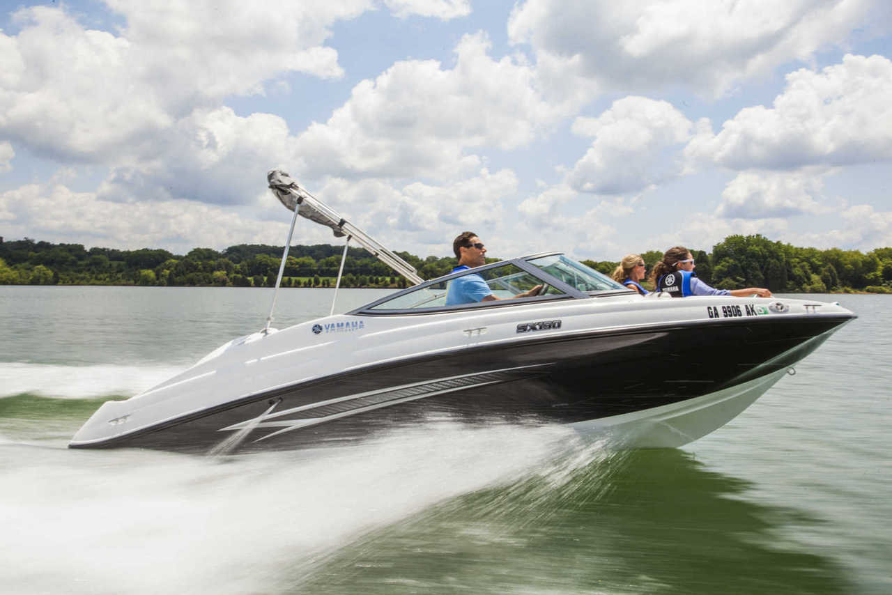 Boats review for Used yamaha sx190