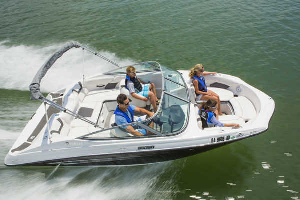 2013 Yamaha Sx190 Boat Review Top Speed
