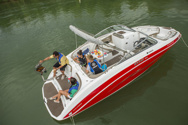 2013 Yamaha Sx240 High Output Boat Review Top Speed