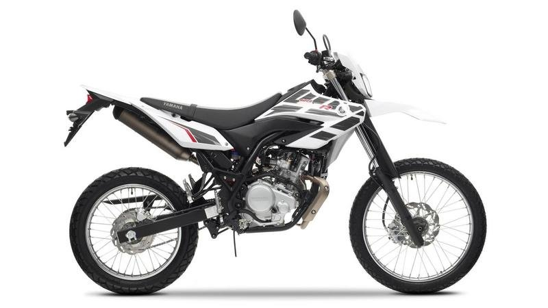2013 Yamaha WR125R High Resolution Exterior - image 501356