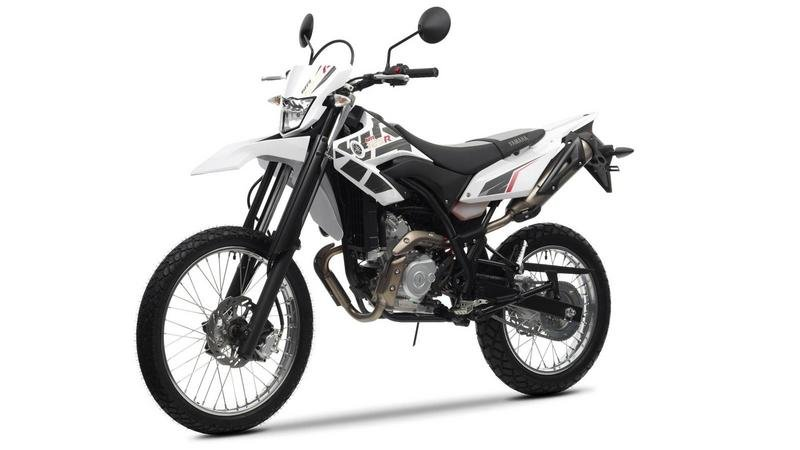 2013 Yamaha WR125R High Resolution Exterior - image 501357