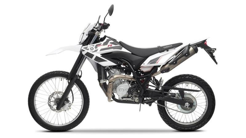 2013 Yamaha WR125R High Resolution Exterior - image 501358
