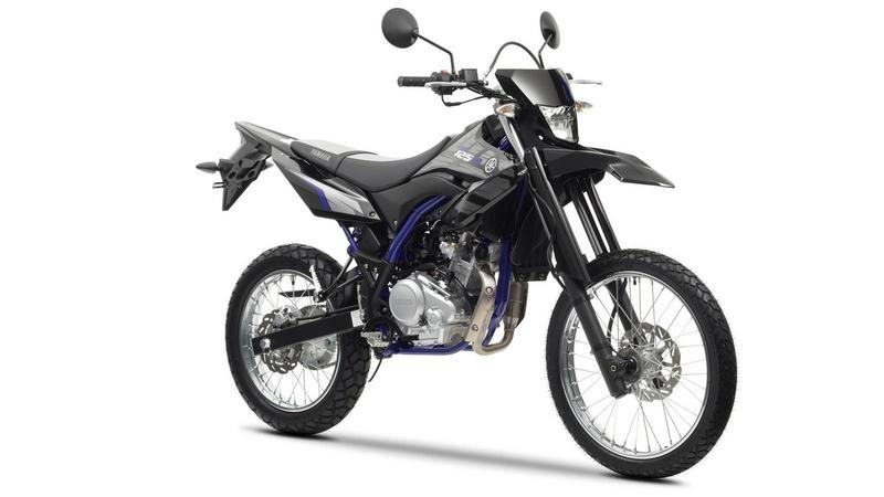2013 Yamaha WR125R High Resolution Exterior - image 501361