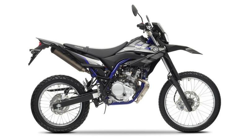 2013 Yamaha WR125R High Resolution Exterior - image 501362