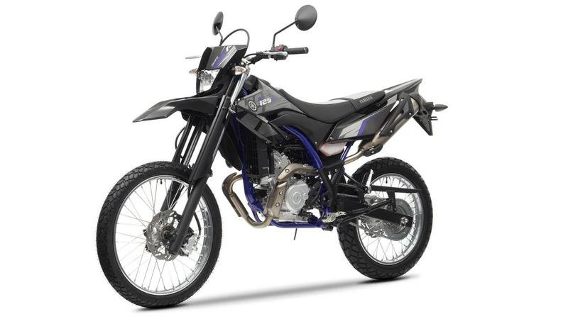 2013 Yamaha WR125R High Resolution Exterior - image 501364
