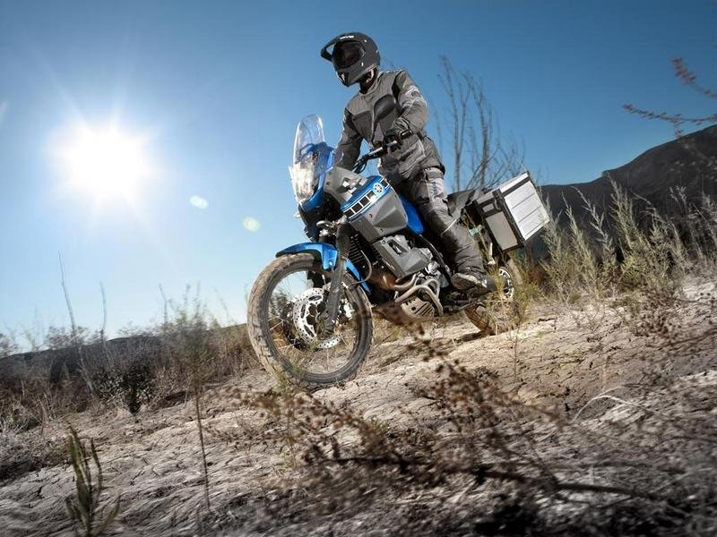 2013 Yamaha XT660Z Ténéré Touring High Resolution Exterior - image 502178