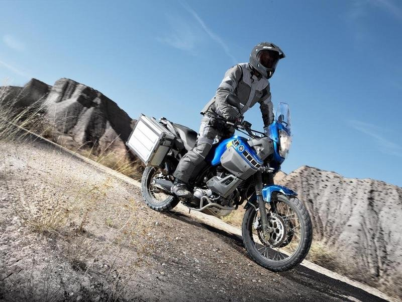 2013 Yamaha XT660Z Ténéré Touring High Resolution Exterior - image 502179