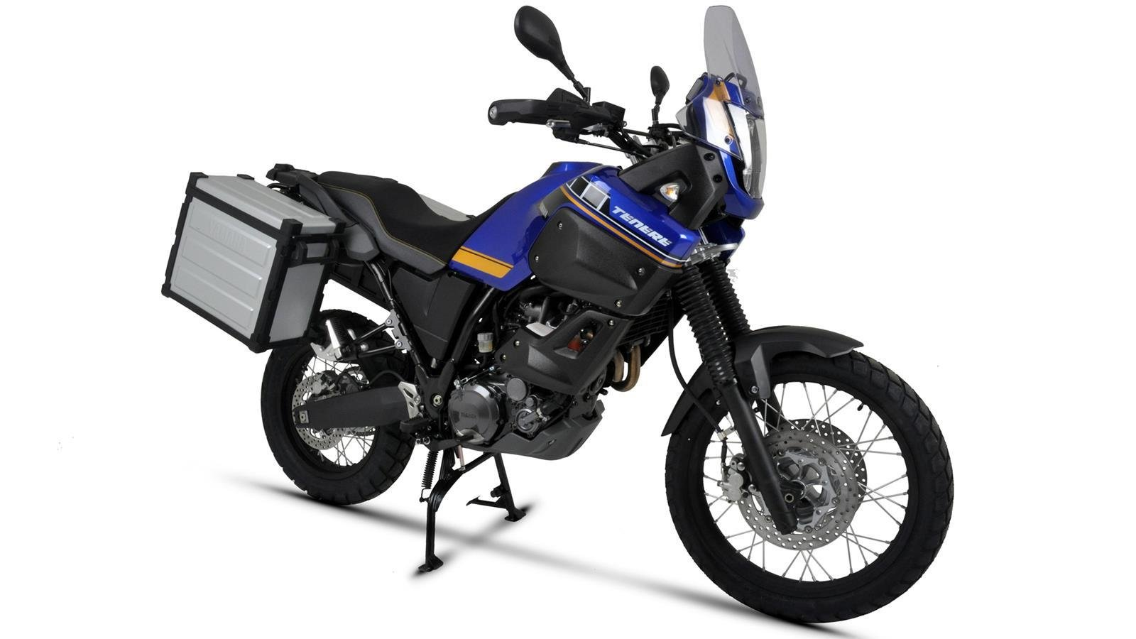 Yamaha Xt Top Speed