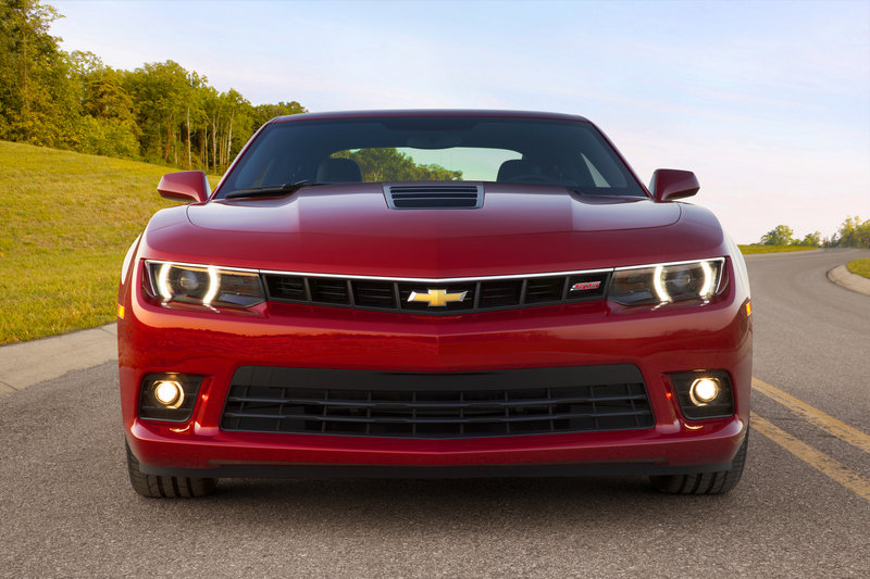 2014 - 2015 Chevrolet Camaro SS High Resolution Exterior - image 500436
