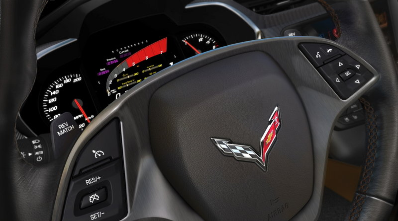 How Different is the 2020 Chevy C8 Corvette's Interior Compared to the 2019 Chevy C7 Corvette? Interior - image 500358