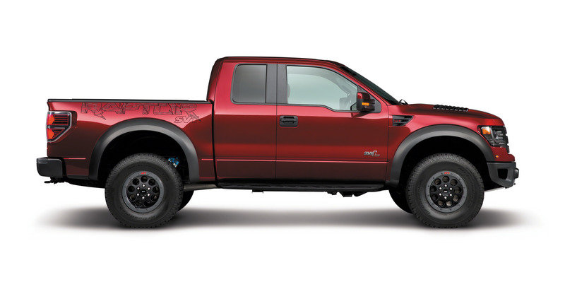 2014 Ford F-150 SVT Raptor Special Edition High Resolution Exterior - image 501733