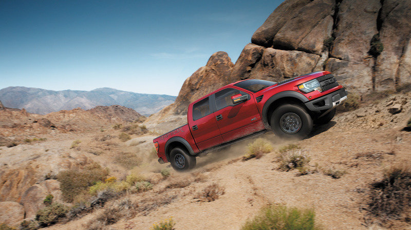 2014 Ford F-150 SVT Raptor Special Edition High Resolution Exterior - image 501737