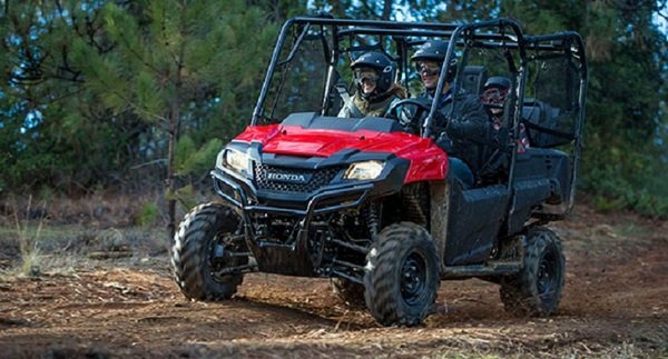 Honda Pioneer 700 4 Top Speed >> 2014 Honda Pioneer 700-4 | motorcycle review @ Top Speed