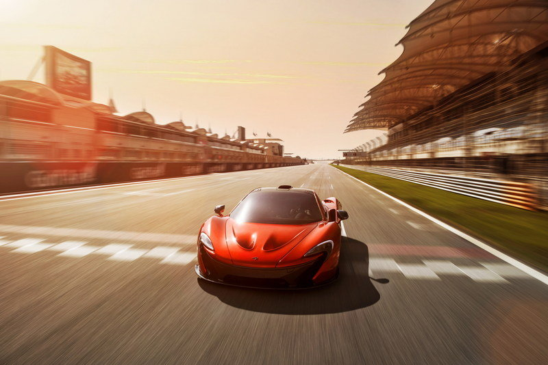 2014 McLaren P1 High Resolution Exterior - image 502495