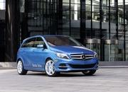 2014 Mercedes-Benz B-Class Electric Drive - image 501679