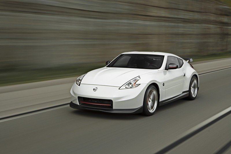 2014 Nissan 370Z Nismo High Resolution Exterior Wallpaper quality - image 504002