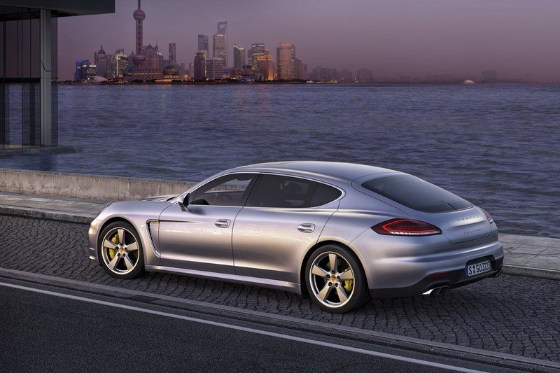 2014 Porsche Panamera High Resolution Exterior - image 500637