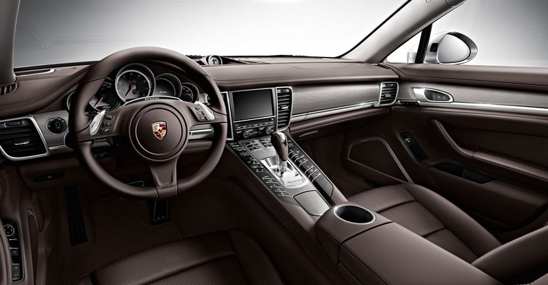 2014 Porsche Panamera High Resolution Interior - image 500682