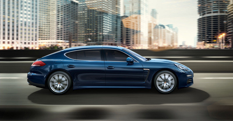 2014 Porsche Panamera High Resolution Exterior - image 500694